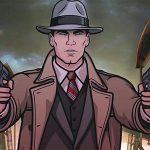 Trailer da 8ª temporada  mostra Archer como detetive noir dos anos 1940