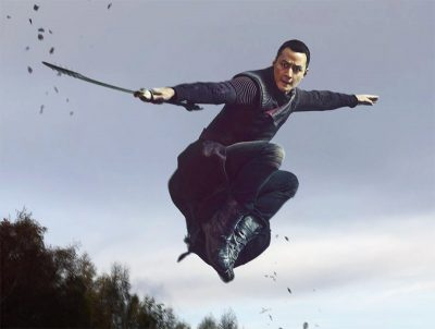 2ª temporada de Into the Badlands ganha pôster e fotos do elenco em poses de ação