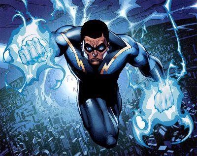 Raio Negro pode virar a quinta série de super-heróis da DC Comics na rede CW