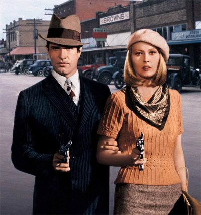Academia deve homenagear 50 anos de Bonnie e Clyde no Oscar 2017