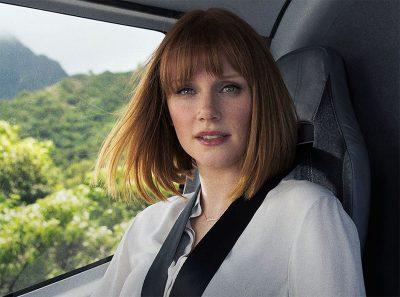 Bryce Dallas Howard anuncia início das filmagens da continuação de Jurassic World