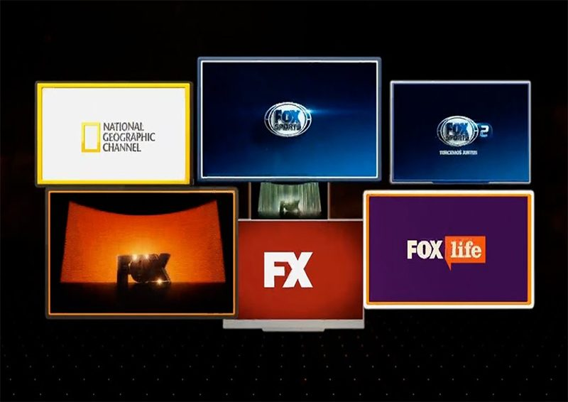 Fox e Sky entram em acordo e canais voltam ao ar