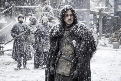 Gravações de Game of Thrones no inverno islandês acontecem a 25 graus abaixo de zero