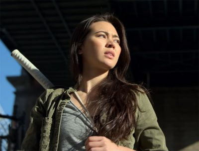 Cena inédita de Punho de Ferro mostra luta de Colleen Wing, nova heroína das séries da Marvel
