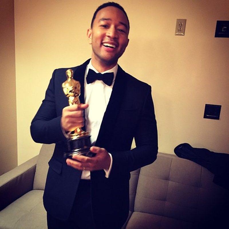 John Legend, Justin Timberlake e Sting vão cantar no Oscar 2017