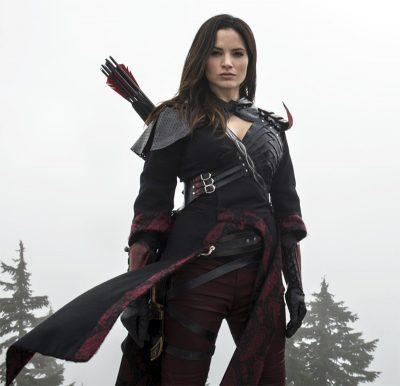 Katrina Law quer voltar a viver Nyssa al Ghul nas séries da DC Comics