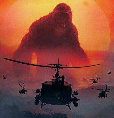 Kong – A Ilha da Caveira é o único lançamento gigante em semana de 14 estreias