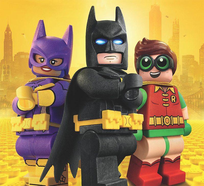 Batman, Robin e Batgir...