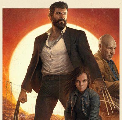 Logan ganha novo pôster em estilo retrô para o lançamento em IMAX