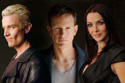 Elenco de supervilões da série Fugitivos vai incluir atores de Buffy, Alias e The Vampire Diaries