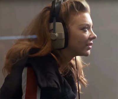 Natalie Dormer dubla alienígena em vídeo de bastidores do game Mass Effect: Andromeda
