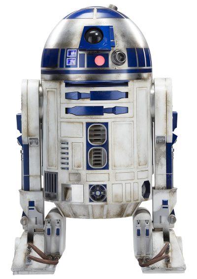 Novo intérprete de R2-D2 é oficializado pela Disney