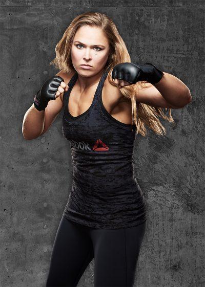 Ronda Rousey fará participação na série Blindspot
