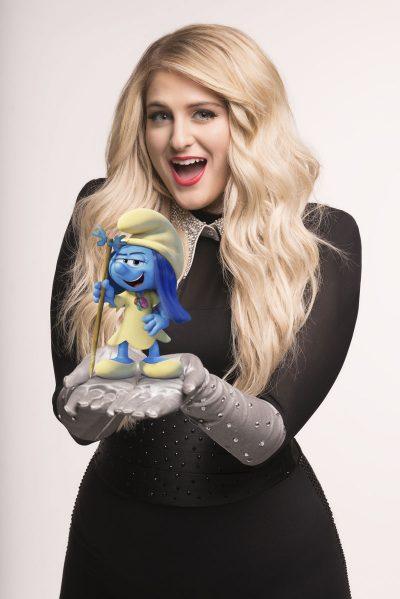 Animação dos Smurfs ganha vídeo com música de Meghan Trainor