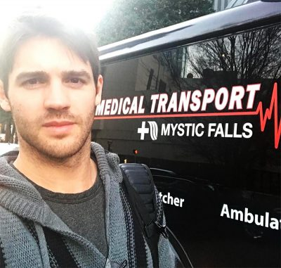 Steven R. McQueen também vai participar do final de The Vampire Diaries