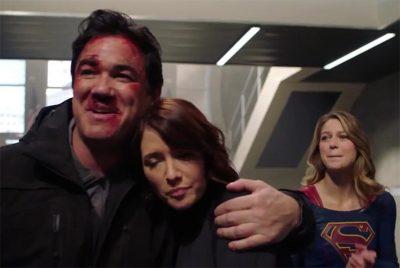 Dean Cain retorna à Supergirl em trailer do próximo episódio