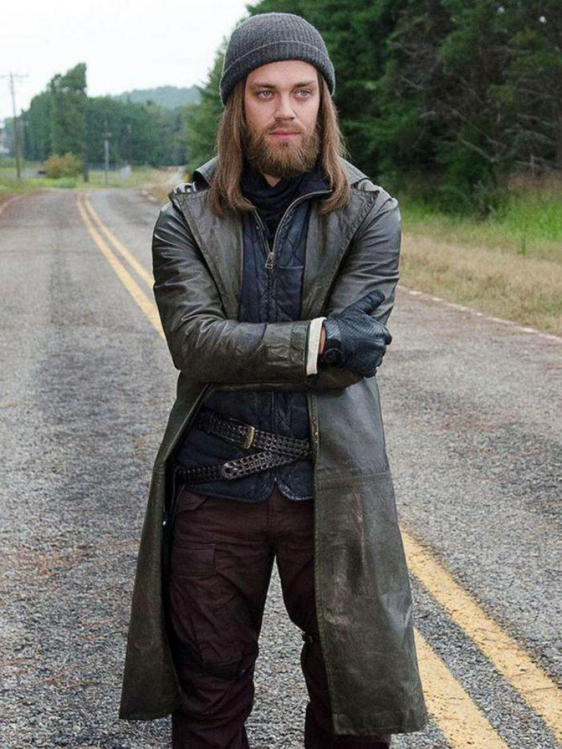 Jesus é gay na série The Walking Dead