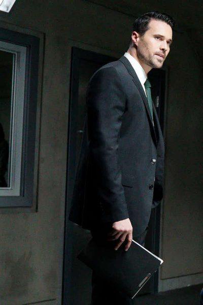 Grant Ward está de volta nas fotos do próximo episódio de Agents of SHIELD