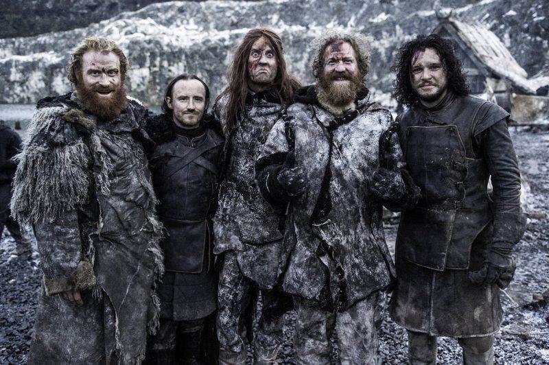 Guitarrista da banda Mastodon viverá um Caminhante Branco em Game of Thrones