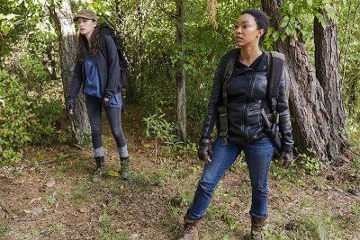 Próximo episódio de The Walking Dead ganha 20 fotos com destaque para missão suicida de Sasha e Rosita
