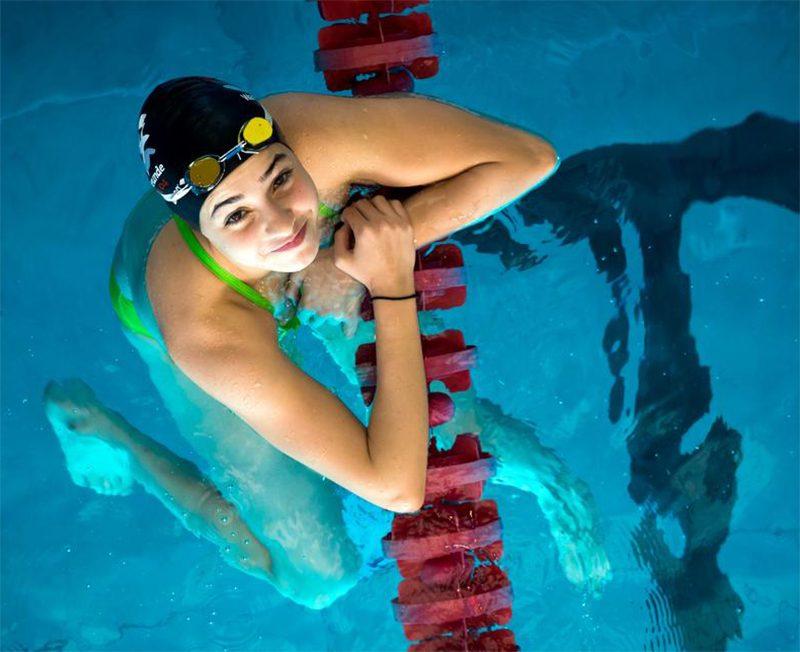 Vida de refugiada síria que nadou na Olimpíada do Rio vai virar filme