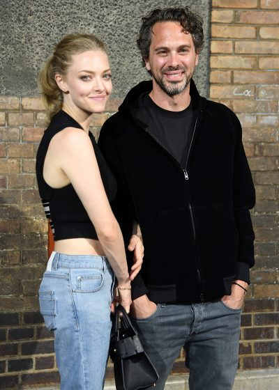 Amanda Seyfried e Thomas Sadoski se casaram em segredo