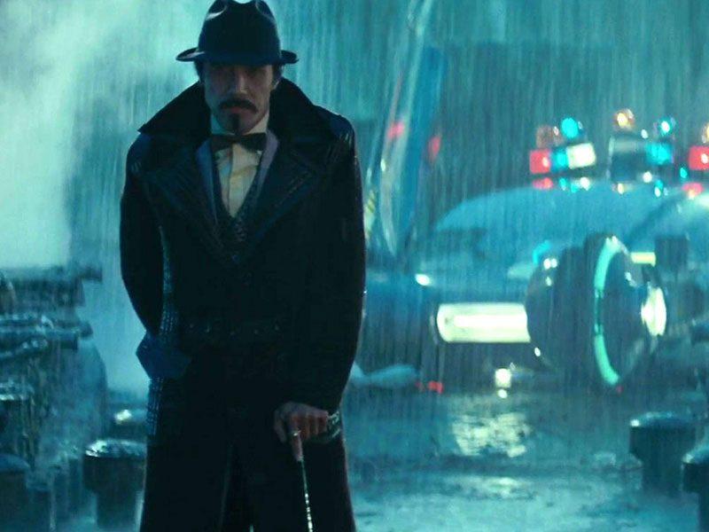 Edward James Olmos reprisará seu papel original de Blade Runner na continuação