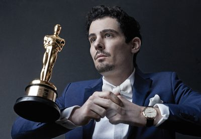 Roteiro antigo e rejeitado de Damien Chazelle vai virar filme após o cineasta vencer o Oscar