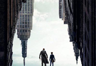 Pôster de A Torre Negra vira Nova York de cabeça para baixo