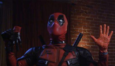 Vídeo traz Deadpool em clima de musical com paródia de A Bela e a Fera