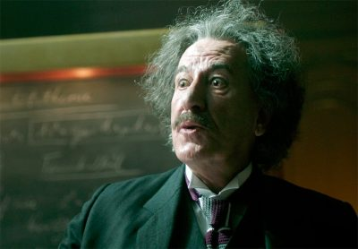 Veja uma aula de Einstein em cena de quatro minutos da série Genius