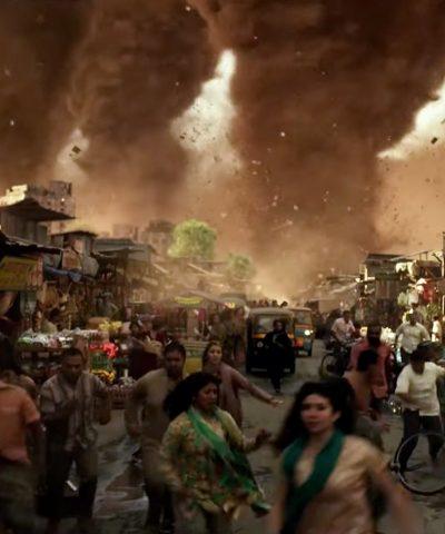 Catástrofe apocalíptica de Tempestade: Planeta em Fúria ganha trailer legendado