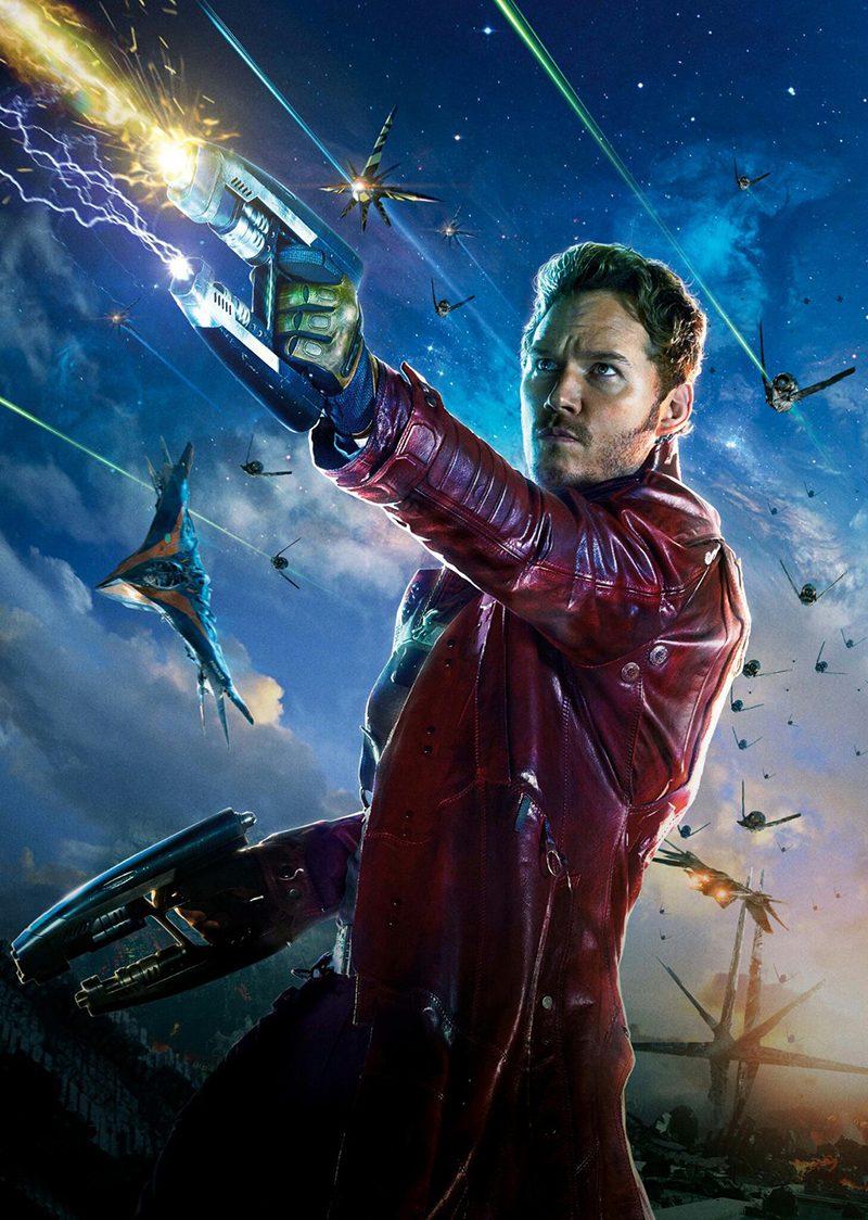 James Gunn confirma Guardiões da Galáxia 3