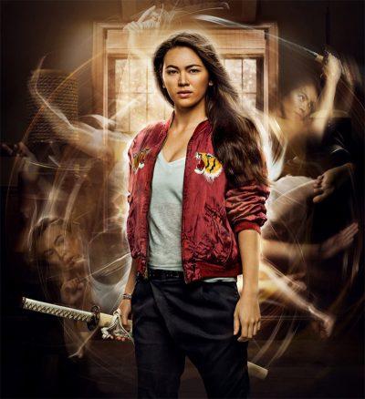 Vídeo e pôster de Punho de Ferro destacam a nova heroína Colleen Wing