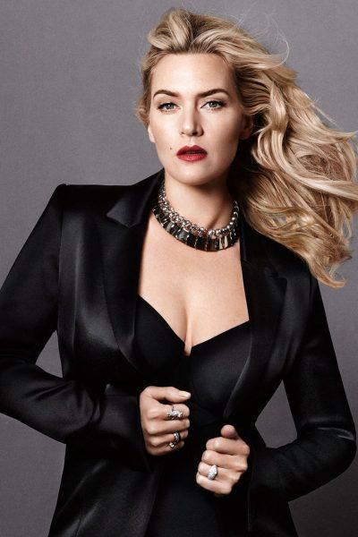 Kate Winslet revela que sofria bullying na adolescência por ser gorda e querer virar atriz