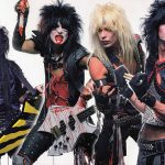 Escândalos da banda Mötley Crüe vão virar filme da Netflix