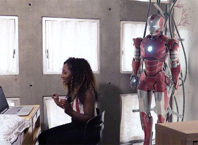 Riri Williams, a sucessora do Homem de Ferro, ganha carne e osso em vídeo do MIT