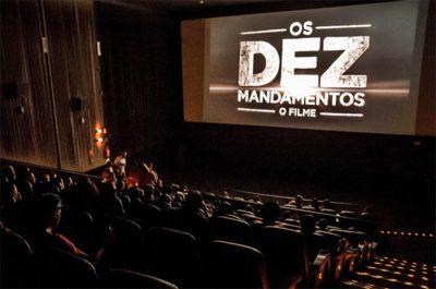 Brasil é o 10º maior mercado cinematográfico do mundo e o maior da América do Sul