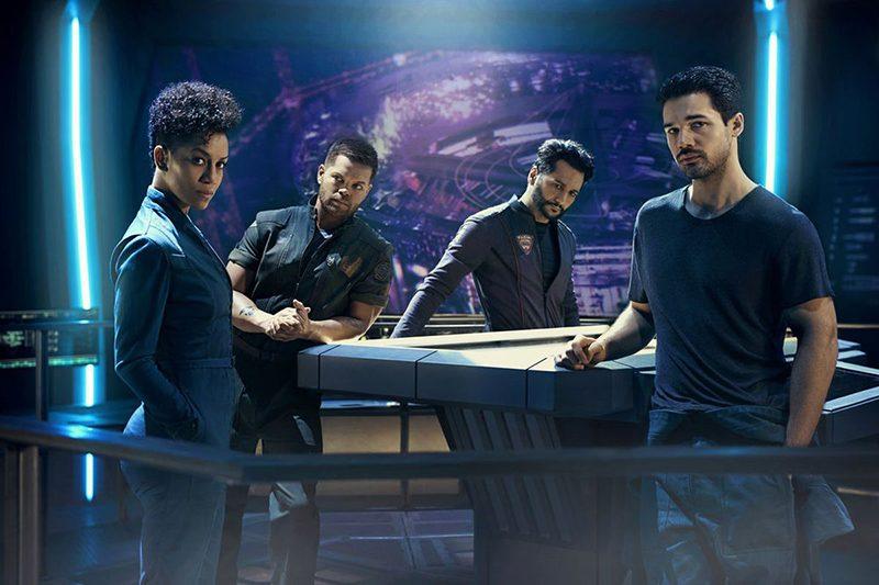 The Expanse é renovada para sua 3ª temporada