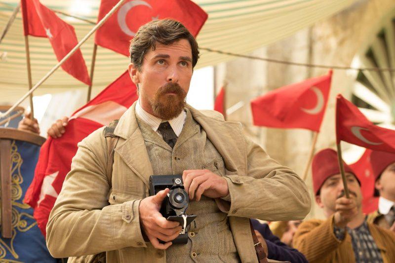 Christian Bale registra genocídio armênio em trailer de drama do diretor de Hotel Ruanda