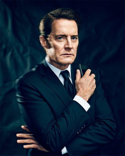 Elenco de Twin Peaks retoma personagens da série clássica em fotos individuais