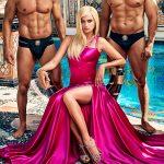 Donatella Versace proibe Ryan Murphy de retratar sua filha na série sobre o assassinato de Gianni Versace