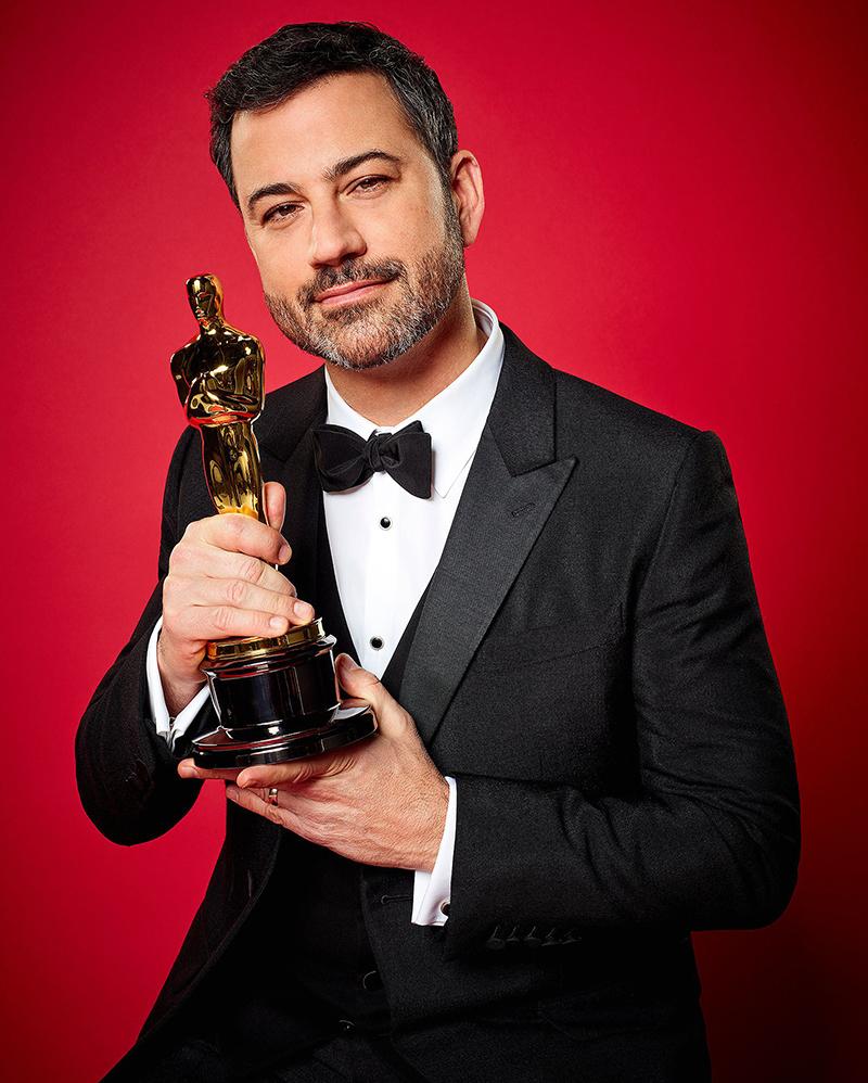 Oscar 2018 - Cover