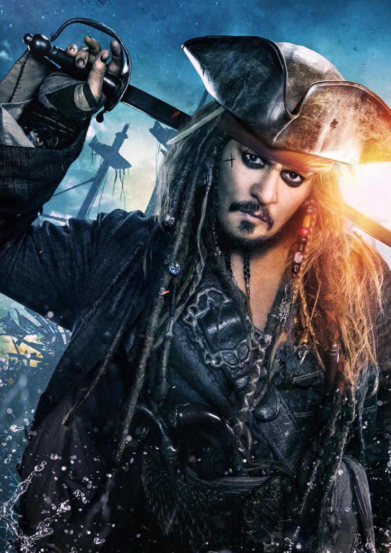 Piratas do Caribe: A Vingança de Salazar leva 1 milhão de pessoas aos cinemas brasileiros