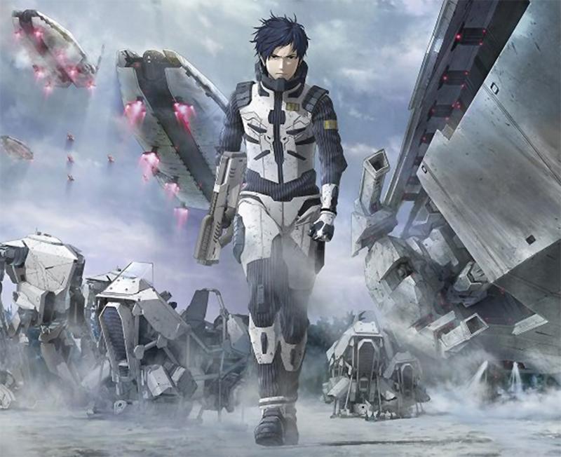 Animação japonesa de Godzilla ganha trailer