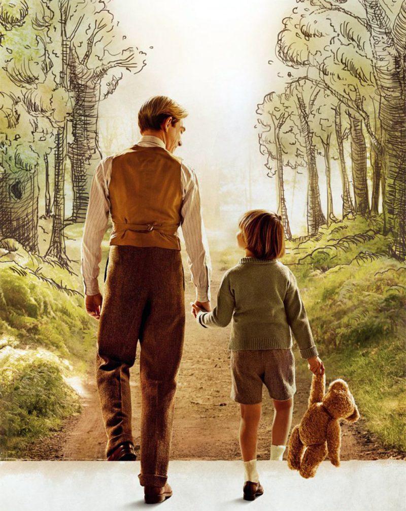 Goodbye Christopher Robin: Filme sobre a criação do Ursinho Pooh ganha novo trailer