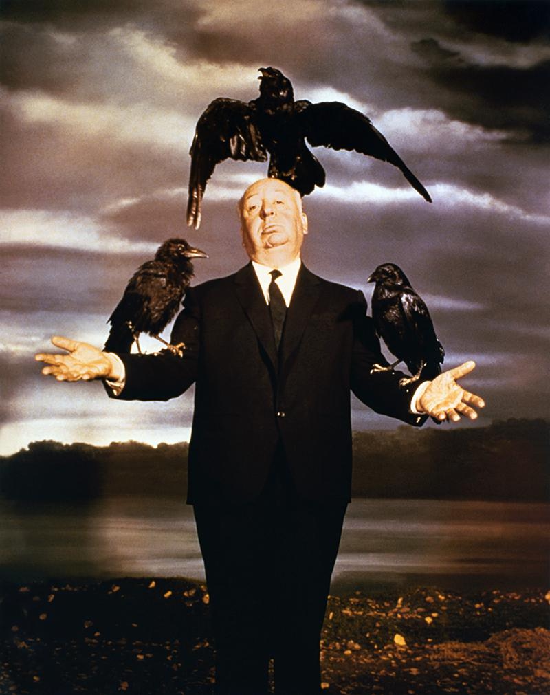Museu da Imagem e Som fará megaexposição de Alfred Hitchcock