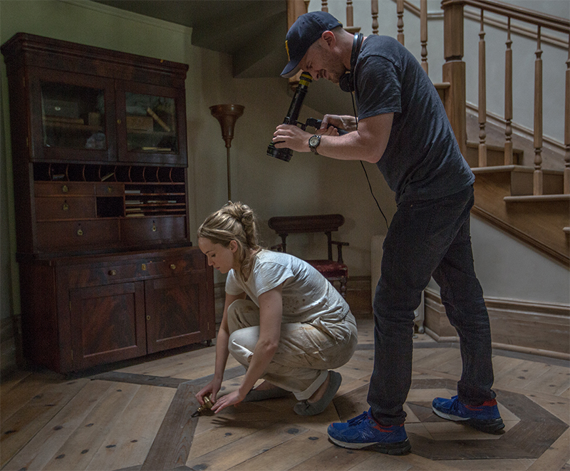 Darren Aronofsky diz ter ficado entusiasmado com a rejeição de público sofrida por Mãe!