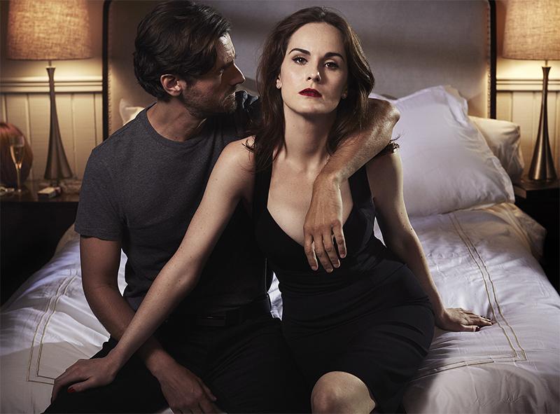 Michelle Dockery vive relação perigosa nos trailers da 2ª temporada de Good Behavior