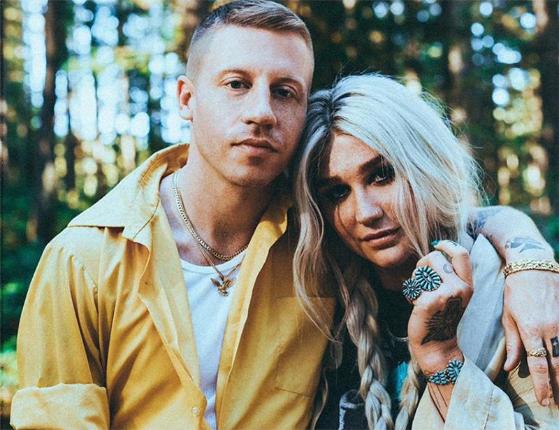 Pareceria de Macklemore e Kesha ganha clipe com estética de home movie